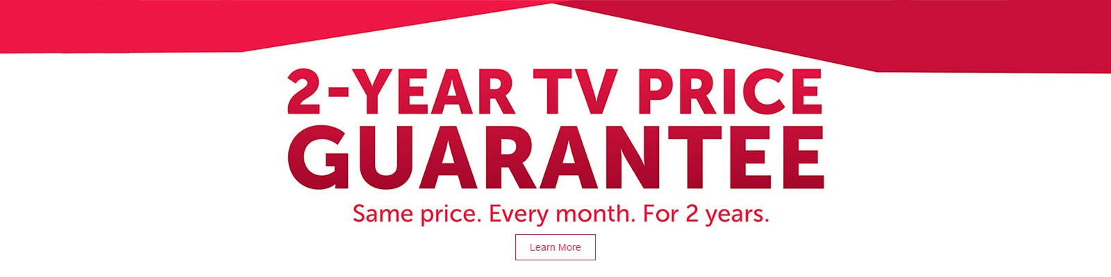 Two-Year Price Lock Guarantee